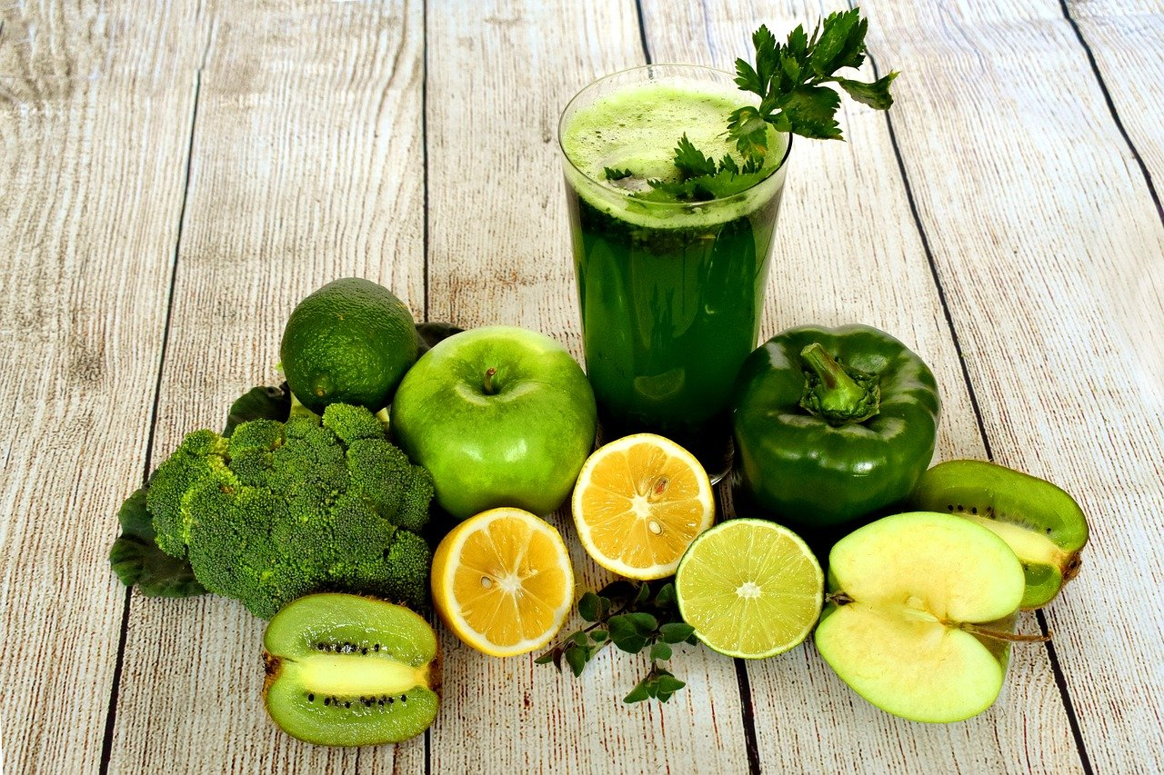 Green Juice is the Ultimate Detox Weapon