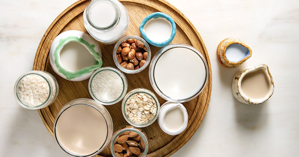 Are Plant-Based Milk Good for You