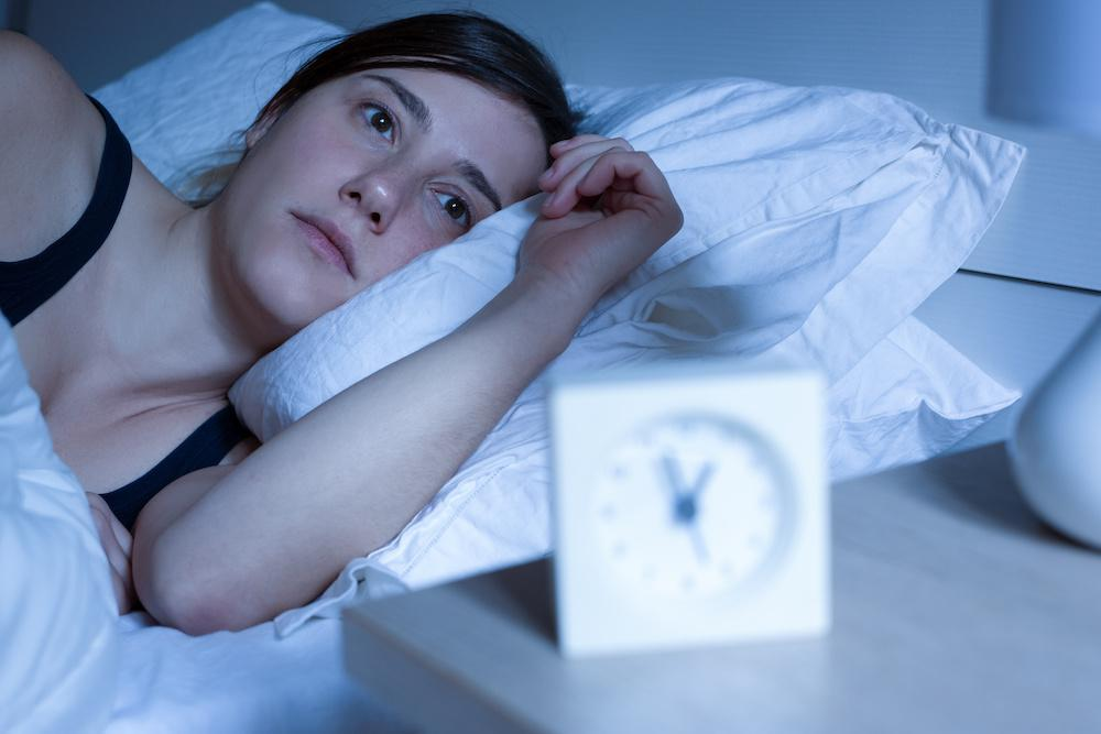 Low-Level Fat Can Affect Your Mood & Sleep