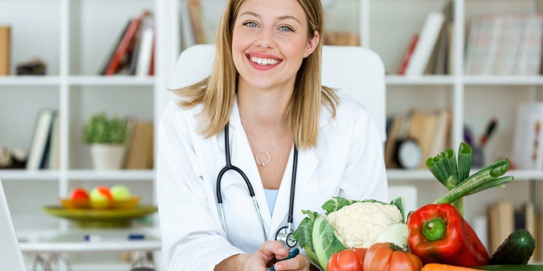 Make an Appointment with A Dietician