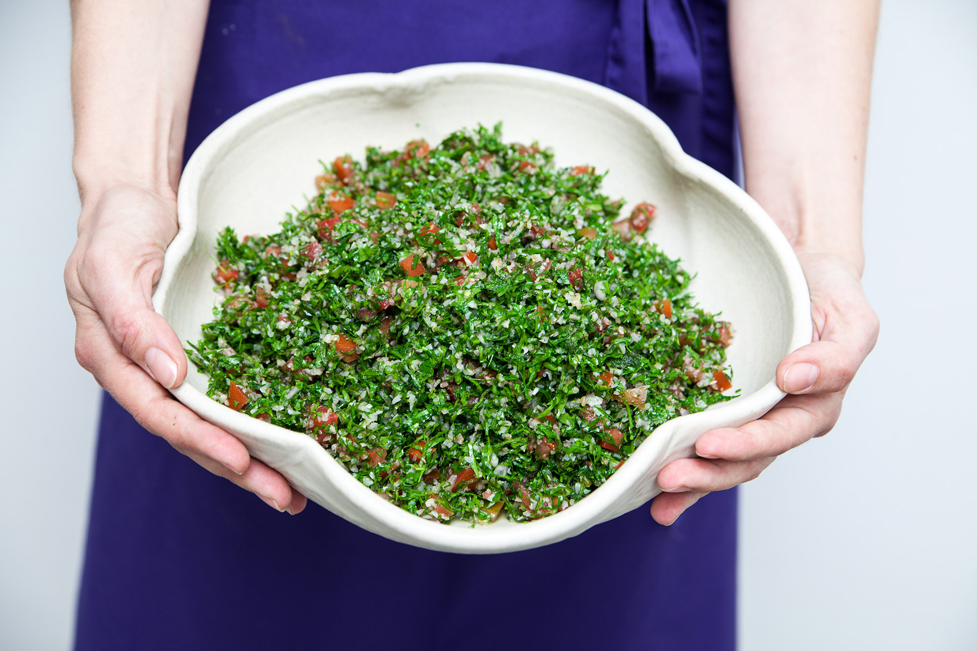 7 Arabian Foods You Must Try - Tabouleh