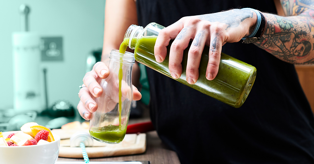 Juicing Diet for Weight Loss Plan